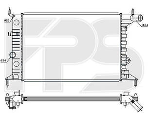 Радиатор Опель Вектра B 95-02 / OPEL VECTRA B (1995-2002)