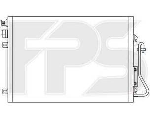 Радиатор кондиционера Рено Клио II 98-05 / RENAULT CLIO/SYMBOL (1998-2008)