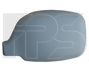 Левая крышка зеркала Рено Кенгу I грунтованная ns. kubistar вкл. / RENAULT KANGOO I (1997-2009)