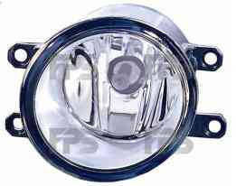 Левая фара противотуманная Тойота Авенсис 06-08 / TOYOTA AVENSIS (2003-2008)