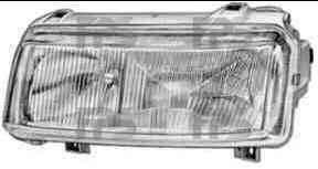 Левая фара Вольксваген Пассат B4 h1+h1 механическая/электрическая регулировка / VOLKSWAGEN PASSAT B4 (1993-1996)