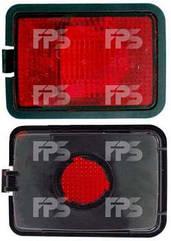 Задний фонарь Вольксваген T4, левый=правый, противотуманка в бампере, без патрона / VOLKSWAGEN Transporter T4 (1991-2003)