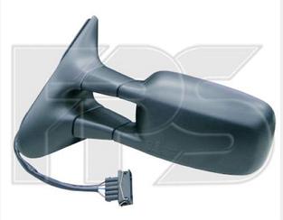 Правое зеркало Вольксваген Кадди 95-04 электрический привод; с обогревом; выпуклое / VOLKSWAGEN CADDY (1995-2004)