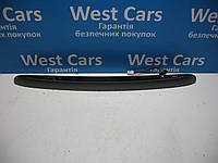 Накладка крышки багажника (панель подсветки номера) Hyundai i30 2007-2012 Б/У