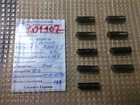 Вставка с Гексанит-Р (К10), к токарным  сборным проходным, расточным, подрезным резцам, борштангам