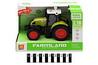 """Трактор """"FARMLAND"""", музыкальный WY900, фото 1"""