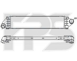 Интеркулер Форд С-Макс 06- / FORD S-MAX (2006-)