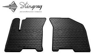 Коврики в салон Передние Stingray для Zaz Vida 2012-