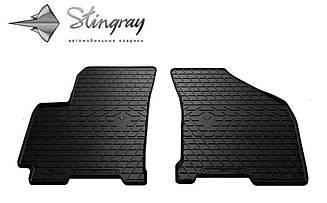 Коврики в салон Передние Stingray для Daewoo Gentra 2013-