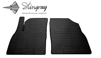 Коврики в салон Передние Stingray для Chevrolet Volt І 2010-