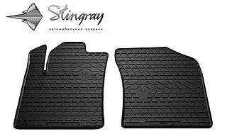 Коврики в салон Передние Stingray для Citroen C3 II 2009-