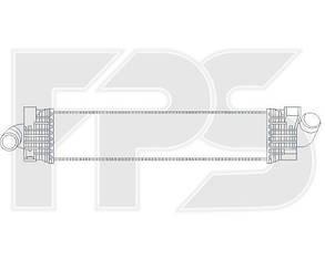 Интеркулер Форд Фокус 05-10 / FORD FOCUS II (2005-2008)