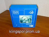 """Круг алмазный 1DD6V для обработки стекла  под """"Еврокромку"""" (трапеция)"""