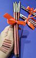 Подарочный набор карандашей для губ Malva 7 шт, фото 4