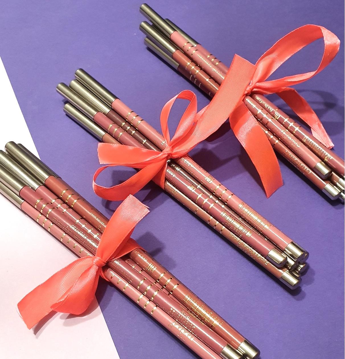 Подарочный набор карандашей для губ Malva 7 шт