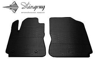 Коврики в салон Передние Stingray для Citroen C4 Cactus 2015-