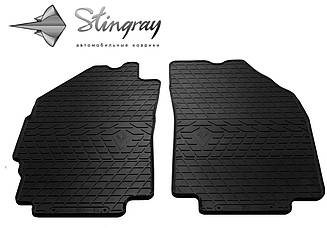 Коврики в салон Передние Stingray для Chevrolet Spark M300 2009-
