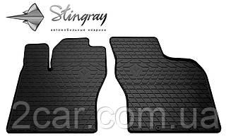 Коврики в салон Передние Stingray для Opel Kadett E 1984-