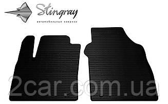 Коврики в салон Передние Stingray для Fiat 500 2007-