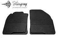 Коврики в салон Передние Stingray для Ford Fiesta 2002-