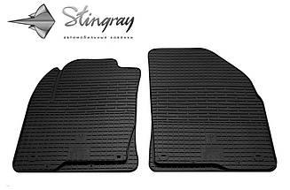 Коврики в салон Передние Stingray для Mazda 2 2002-