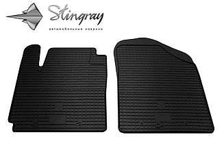 Коврики в салон Передние Stingray для Hyundai i10 2008-