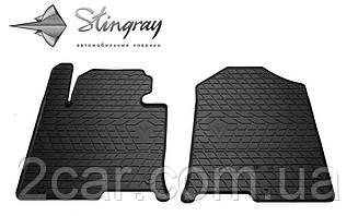 Коврики в салон Передние Stingray для Hyundai Sonata 2016-