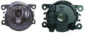 Левая (правая) фара противотуманная Митсубиши L200 05- под лампу h11 / MITSUBISHI L200 (2005-2015)