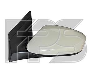 Левое зеркало Хюндаи I30 12- электрический привод; с обогревом; под покраску; выпуклое / HYUNDAI I30 (2012-)
