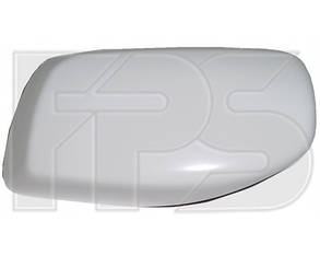 Левая крышка зеркала БМВ 5 E60 грунт. / BMW 5 E60 (2002-2010)