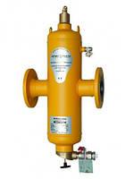Сеператор воздуха и шлама SpiroCombi (фланец) 110 °C - 10 Бар DN050 Спиротех BC050F