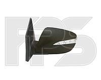 Левое зеркало Хюндаи ix35 электрический привод; с обогревом; выпуклое; с указ. поворота; без подсветки / HYUNDAI IX35 (2010-)