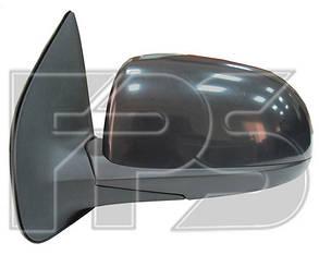 Правое зеркало Хюндаи I20 09-12 электрический привод; с обогревом; складывающееся; под покраску; выпуклое / HYUNDAI I20 (2009-2012)