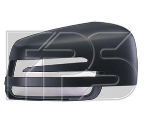 Левая крышка зеркала Мерседес 221 09-12 / MERCEDES S-Class W221 (2006-2012)