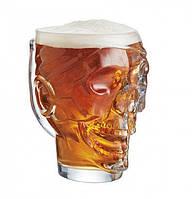 Бокал для пива 900 мл Череп Arcoroc N6644, фото 1