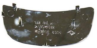 Левый вкладыш зеркала Опель Виваро 02- (стекло зеркала) без обогрева выпуклый нижний / OPEL VIVARO I (2001-2014)