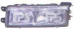 Левая фара Митсубиши Кольт 89-91 (2 лампы) / MITSUBISHI COLT (1989-1991)