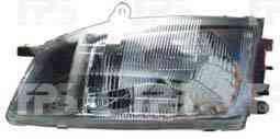 Левая фара Тойота HI-ACE 96-99 h4 электро регулировка / TOYOTA HI-ACE (1996-1999)