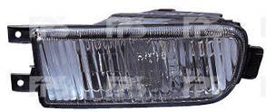 Левая фара противотуманная Ауди 100 -94 без лампы / AUDI 100 C4 (1991-1995)