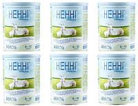 .Нэнни Классика молочная смесь  (0 -12m). 6х800 гр. (без пребиотиков). (6 шт.) (231107)