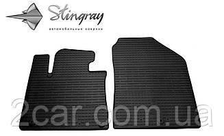 Коврики в салон Передние Stingray для Kia Sorento 2015-