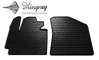 Коврики в салон Передние Stingray для Kia Soul 2013-