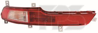 Правый задний фонарь в бампере противотуманка Киа Спортейж 10- / KIA SPORTAGE (2010-)