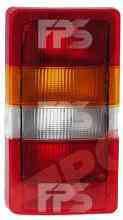 Левый задний фонарь Рено Трафик 1981-1994 год, без платы / RENAULT TRAFIC (1981-2001)
