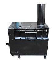 Буржуйка Дачник 12 печь для дачи