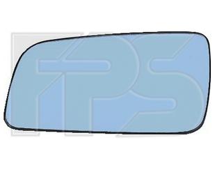 Левый вкладыш зеркала Опель Астра G с обогревом асферический / OPEL ASTRA G (1998-2010)