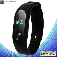Фитнес браслет Mi Band 2 - смарт часы Спортивный фитнес трекер м2 (Реплика)