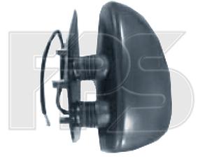 Левое зеркало Ситроен Жампер -06 электрический привод; с обогревом; выпуклое; short arm 99- / CITROEN JUMPER (1994-2002)