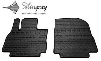 Коврики в салон Передние Stingray для Mazda 2 DJ 2014-