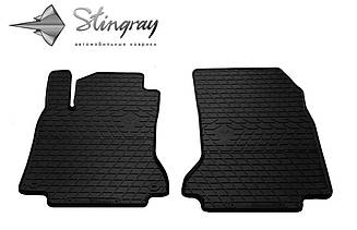 Коврики в салон Передние Stingray для Mercedes C117 CLA 2013-